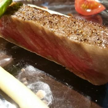 チンクエポンテ(Trattoria Cinque Ponte)でA5牛肉ディナー