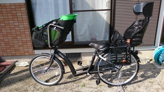 オススメ子供乗せ自転車2