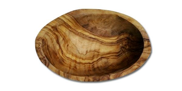 オリーブの木の食器